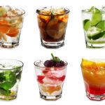 Какие бывают коктейли на основе водки?