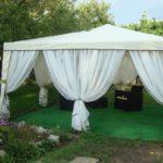 Этапы пошива палаток и тентов