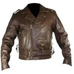 На что обратить внимание при выборе кожаной мужской куртки?