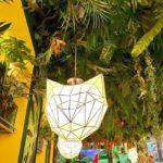 Зеленый декор интерьера кафе и ресторанов – модно и красиво