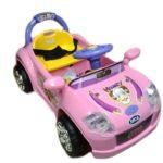 Игрушки на аккумуляторе – детские электромобили.